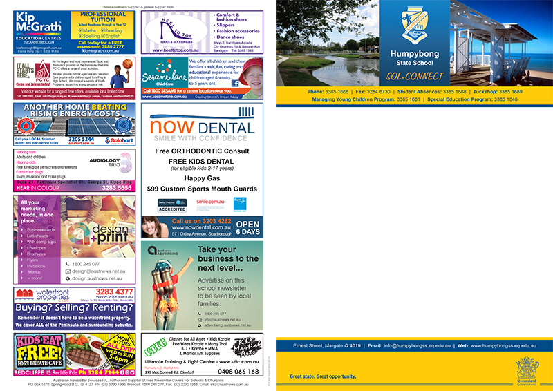 School Newsletter Advertising  Advertise Effectively To School
